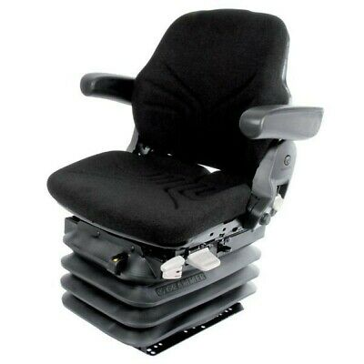 Grammer Msg 95G/721 Fabric Maximo 1248637 Tractor Seat Tractor Seat