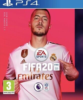 FIFA 20 (PS4) In Stock New & Sealed UK PAL Free Postage! Christmas Gift!