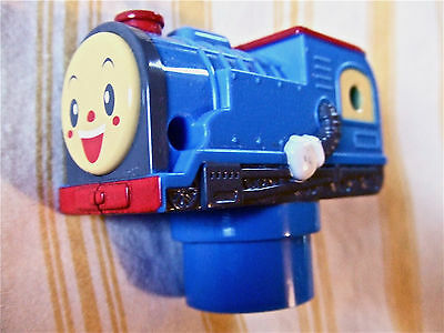 for tooth brush time support help Detachable train rattle figure toy Japanese