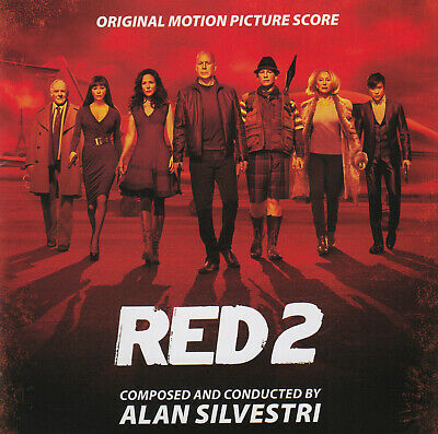 Red 2 (Alan Silvestri) (CD/limited to 3000 copies)