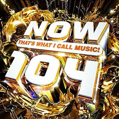 Now That's What I Call Music! 104 - New & Sealed - [CD]