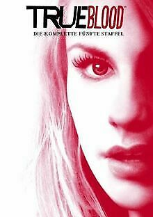 True Blood - Die komplette fünfte Staffel [5 DVDs] by ... | DVD | condition good