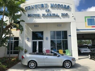 2007 Volvo C70  DYNAUDIO Stereo CD Changer Leather Seats Power Top Bluetooth