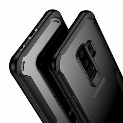 For Samsung Galaxy S9 S8 Plus Note 8 9 Case Shockproof Hybrid Bumper Clear Cover