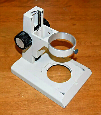 Nikon Japan SMZ-2B Stereo Microscope Adjustable Focus 78mm Stand!