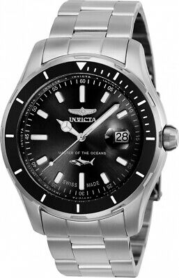 Invicta 25806 Pro Diver 44MM Men's Stainless Steel Watch