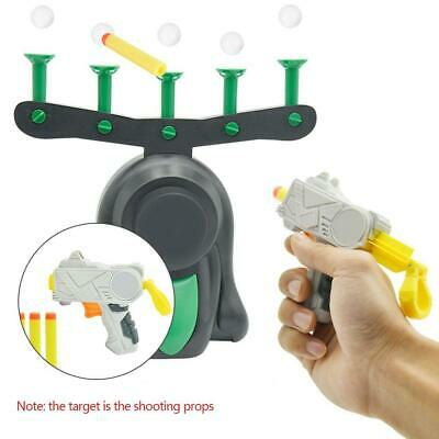 Electric Air Shot Hovering Ball Target Shooting Game Xmas Foam Darts Accessory