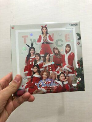 Twice 3rd Mini Album Twicecoaster Lane 1 Christmas Edition Dahyun Set
