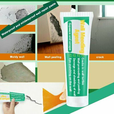 Latex Paint Waterproof Mouldproof Wall Mending Agent Ointment Wall Repair AK