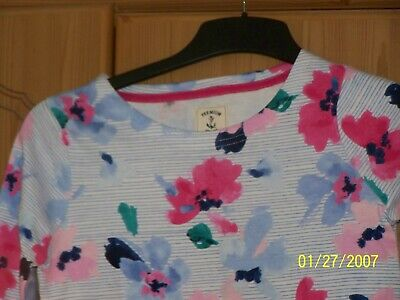 Bnwt Girls Top Age 11/12 Years By Joules