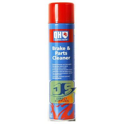 QH Brake Clutch & Parts Cleaner Dirt Grease & Dust Remover 600ml X 1