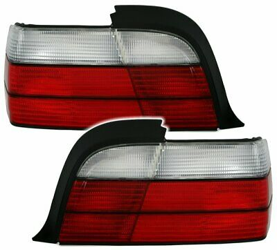 NEW Tail Lights BMW 3 Series E36 90-99 COUPE Red White M3 CH LTBM05EL XINO CH