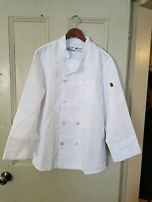 Chef Designs Small Chef Jacket, White