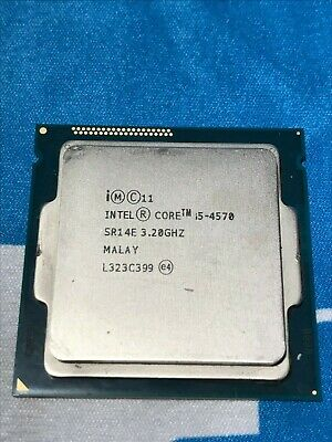 Intel Core i5-4570 SR14E 3.20GHz Quad-Core  Processor Malay