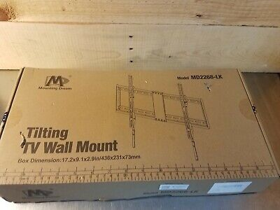Mounting Dream MD2268-LK Tilting TV Wall Mount