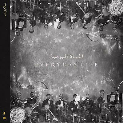 NEW and SEALED; Coldplay Album Everyday Life, CD format.