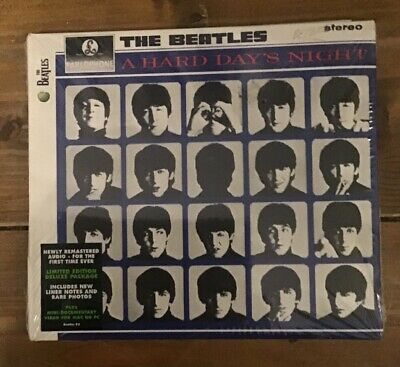 The Beatles. A Hard Days Night 2009 Remastered.Limited Edtn.BNIB Sealed.