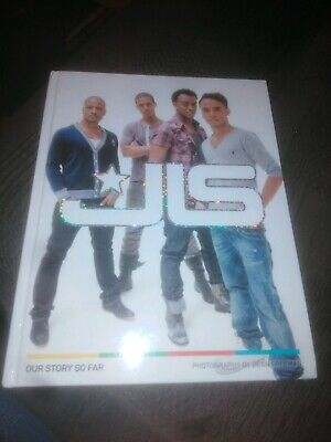 JLS: Our Story So Far, JLS, Book
