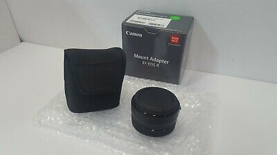 Canon Mount Adapter EF-EOS R Genuine