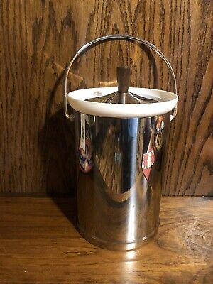 VINTAGE *MODE* by KROMEX ICE BUCKET MID CENTURY MODERN ATOMIC MCM RETRO
