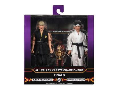 The Karate Kid 1984 Clothed figures TOURNAMENT PACK 2 Neca 91040