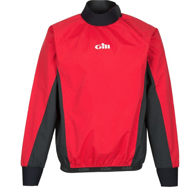 Gill Wet Weather Rain Waterproof Sailing Kart Karting Over-Top (Red) ADULT SIZES