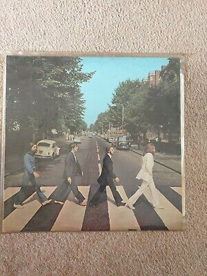 The Beatles Abbey Road LP Vinyl **1ST PRESS** Ex Condition