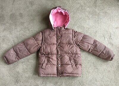 Mini Boden Girls Puffa Ski Jacket Age 11-12