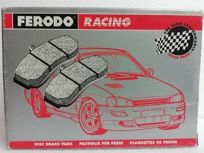 FERODO FCP 173S RALLY / FAST ROAD DS2000 BRAKE PADS for  VAUXHALL NOVA FRONT