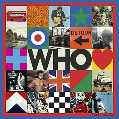 The Who - Who - Brand New & Factory Sealed CD - Free Ship