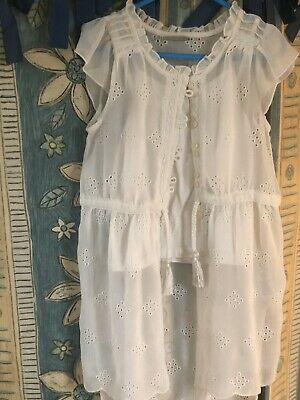 Next Girls Long Top / Dress / Outfit Age 6yrs