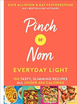 Pinch of Nom Everyday Light Hard Cover Brand New (Hard Back) Non Fiction Books