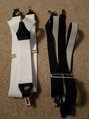 2 Pairs Of Gents Trouser Braces