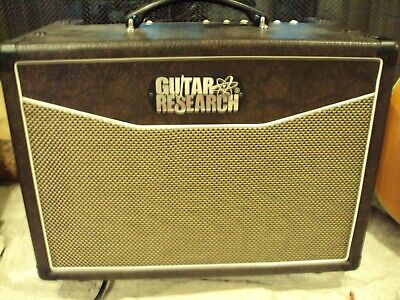 Guitar Research Acoustic Guitar Amplifier, Works Great!