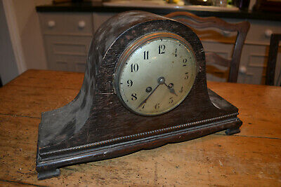 8 day french clock for spares/repair