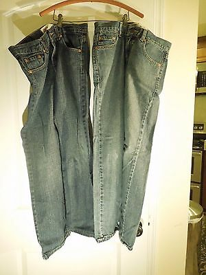 Levi's Levi Strauss & Co 550 Boys' Jeans Children's Clothes Size 14 Regular