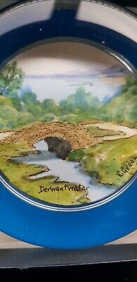 Derwentwater Lake District Watercolour Paperweight