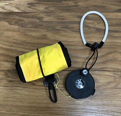Scuba Diving CARGO POUCH tool POCKET SMB reel LIFT BAG goody TORCH buddy LINE