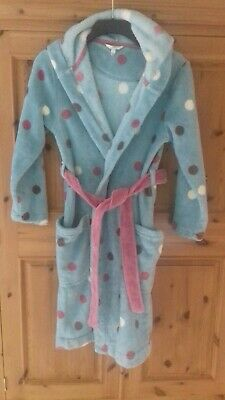 Jjoules Dressing Gown For Girl 11-12 Years