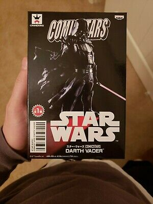 Star Wars Darth Vader Banpresto Comicstars Comic Stars Figure Japan F/S