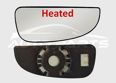 Right Bottom Lower Blind Spot Heated Wing Mirror Glass for FIAT DUCATO 1999-2006
