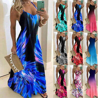 Plus Size Womens Ladies Strapless Floral Party Cocktail Holiday Long Maxi Dress