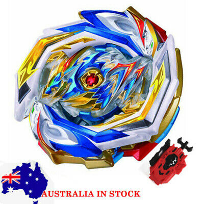 AU-Beyblade burst B-154 DX booster Imperial Dragon .Ig ' Spinner With Launcher