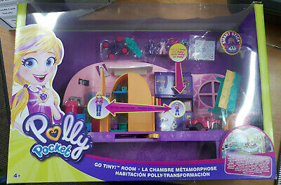 Polly Pocket Go Tiny Room play set
