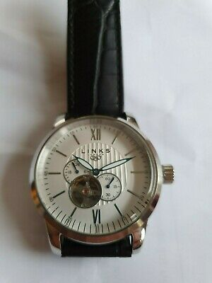 Links Of London  Gents Automatic  Watch Brand New No Box