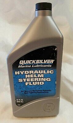 Fits Mercury Verado Hydraulic Steering Fluid Helm Fill Kit