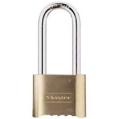 Master Lock 175DLH Set-Your-Own Combo Padlock - Pack of 2