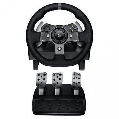 Logitech G920 Driving Force Racing Wheel for XBOX/PC Dual-Motor Force Feedback