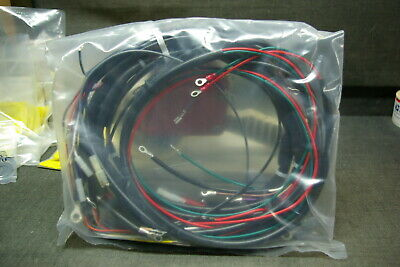 [SCHEMATICS_48EU]  New 1975-77 Harley-Davidson FXE Complete Wiring Harness | 77 Harley Wiring Harness |  | Nipper's Embroidery