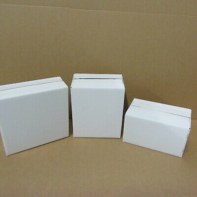 200  Small Cardboard Boxes  Royal Mail Postal Boxes  Mixed Sizes Mailing Packing